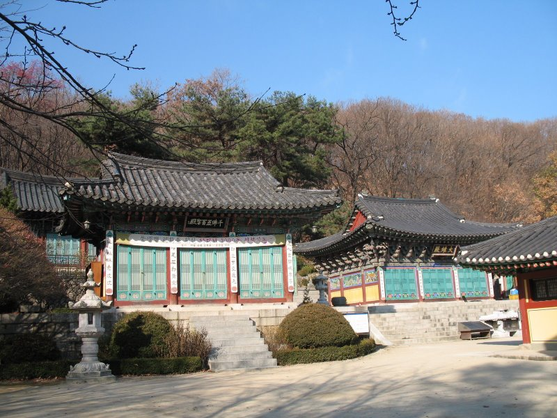 Korėja, Hwa Gye Sa šventykla