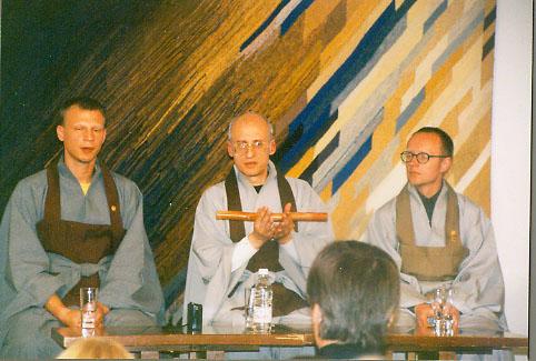 dzeno meistras Wu Bongas 1998